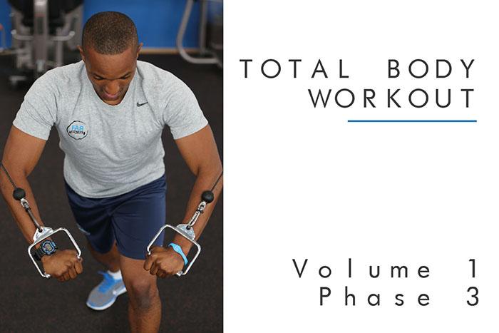 Total Body Workout Plan Vol1 Phase3