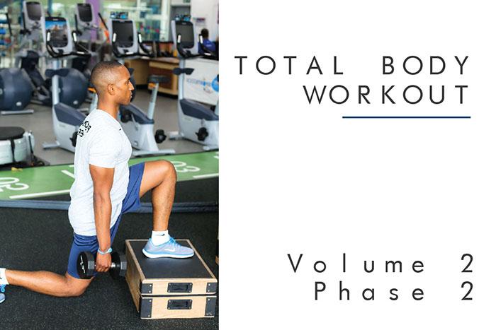 Total Body Workout Plan Vol2 Phase2