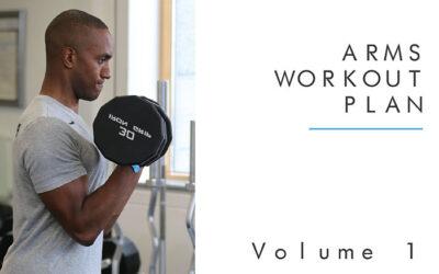 Arms Workout Plan